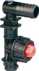 Dry Boom Nozzle Holder with Valve 8235005